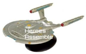 Star Trek Official Starships Collection Mega Special USS Enterprise NX-01 11 Inch Model Eaglemoss